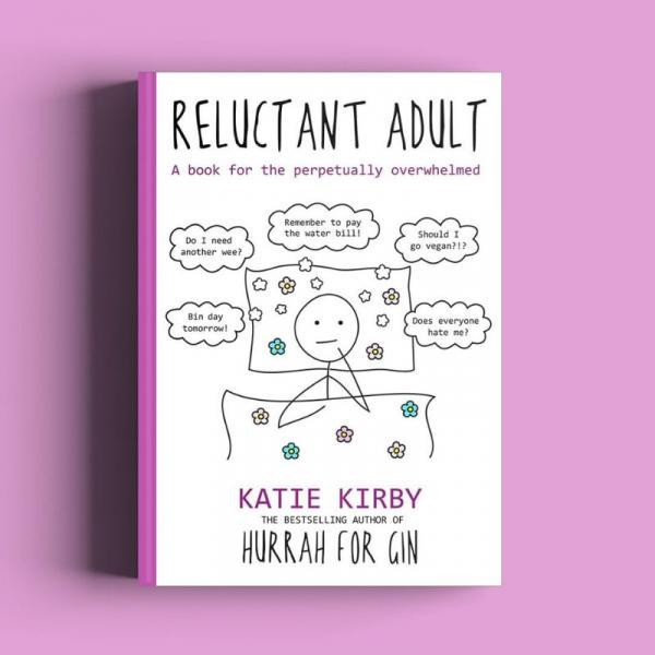 Win a Signed Copy of Reluctant Adult