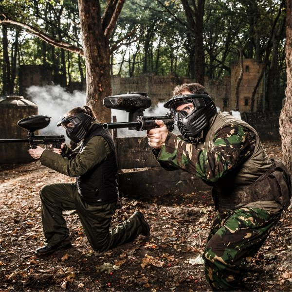 Win a UK Paintball Experience